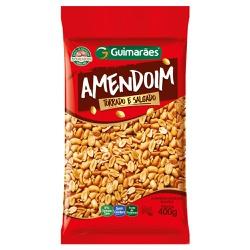 Amendoim Torrado Salgado 400g - GUIMARÃES