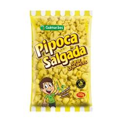 Pipoca Salgada 100g - GUIMARÃES