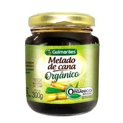Melado Orgânico de Cana 300g - GUIMARÃES