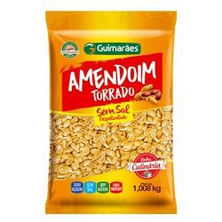 Amendoim Torrado 1.008Kg - GUIMARÃES