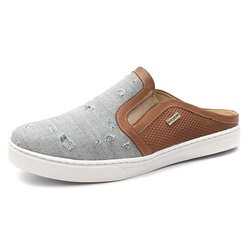 Mule Masculino Shoes Grand 165/1 Whisky - SG-165-1 - SOCALCADOS