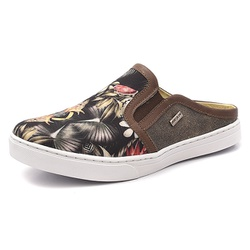 Mule Masculino Shoes Grand 165/4 Floral Tropical -... - SOCALCADOS