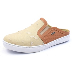 Mule Masculino Shoes Grand 165/6 Jeans Bege - SG-1... - SOCALCADOS