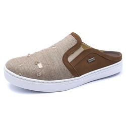 Mule Masculino Shoes Grand 165/8 Jeans Marrom - SG... - SOCALCADOS
