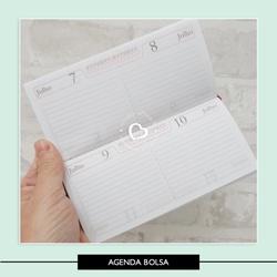 Agenda Permanente Bolsa - Brochura - 7BB79C - Studio Office K