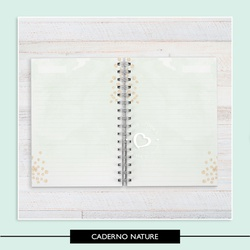 Miolo para Caderno * Nature - 672AFC - Studio Office K