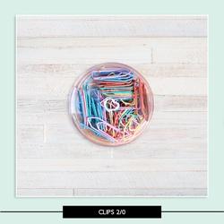 CLIPS 2/0 - CANDY - 644DD9 - Studio Office K