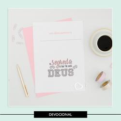 Diário Devocional - 776BA3 - Studio Office K