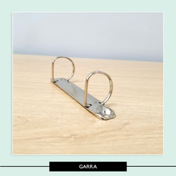 Garra 2D - 3 cm - 2D30G - Studio Office K
