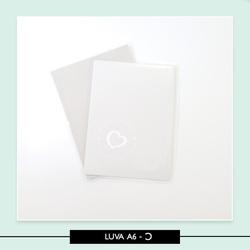 Luva Plástica A6 - C - 4D759E - Studio Office K