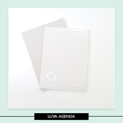 Luva Plástica - Agenda - 3B33AD - Studio Office K