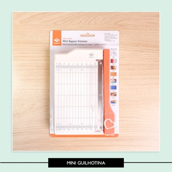 Mini Guilhotina - 15,5 cm - MGS834 - Studio Office K