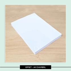Papel Offset A4 - 180g - 180OSC - Studio Office K