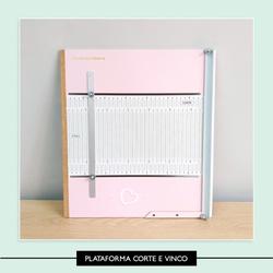 Plataforma Corte e Vinco - PCV025 - Studio Office K