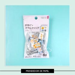 Prendedor de Papel - Decorado - 1GE3E0 - Studio Office K