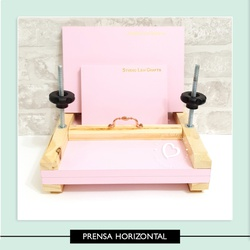 Prensa Horizontal - A4 - 7B410B - Studio Office K