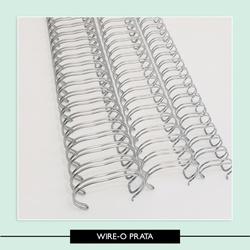 Wire-o 1 1/4 - Passo 2x1 - 6D85E5 - Studio Office K