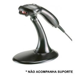 Leitor de Codigo de Barras Laser MK9520 Preto USB ... - SUPERMAQ
