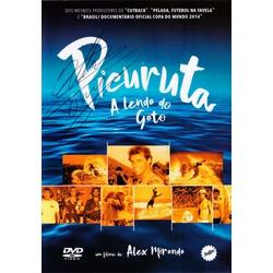 Picuruta, A Lenda do Gato DVD - SURFNOW