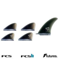 5 QUILHAS BONZER - SURFNOW