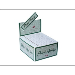 Seda Pure Hemp King Size (Caixa com 50) - 04.0004 - TABACARIASALESOLIVEIRA