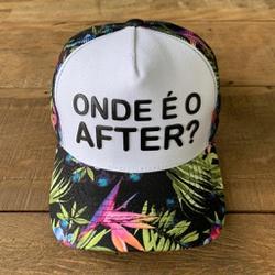 BONE ONDE É O AFTER FLORAL - BONE1 - BEM VINDOS