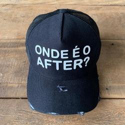 BONE ONDE É O AFTER - BN014 - BEM VINDOS