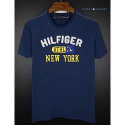 Camiseta Tommy Marinho 85 New York - tom-071 - BEM VINDOS