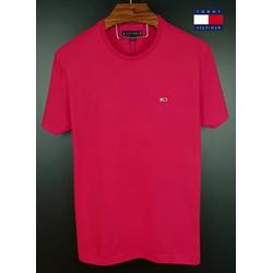 Camiseta Tommy Basica Vermelha - tom-001 - BEM VINDOS