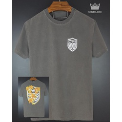 Camiseta Osk Preta Estonada - cosk-011 - BEM VINDOS