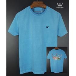 Camiseta Osk Azul 1 - Osk1027 - BEM VINDOS