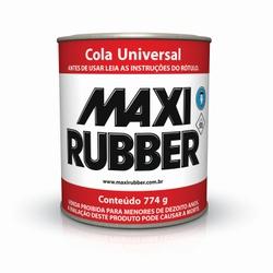 ADESIVO DE CONTATO UNIVERSAL 0,9L MAXI RUBBER - TINTAS JD