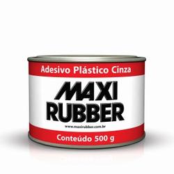 ADESIVO PLÁSTICO CINZA 0,5KG COM CATALISADOR MAXI ... - TINTAS JD