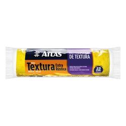 ROLO PARA TEXTURA 110/55 EXTRA RÚSTICA 23CM SEM CA... - TINTAS JD