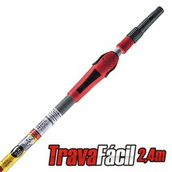 EXTENSOR TRAVA FÁCIL AT18024 2,4M ATLAS - TINTAS JD