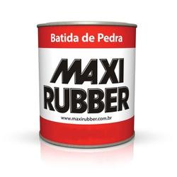 BATIDA DE PEDRA PRETO 3,6L MAXI RUBBER - TINTAS JD