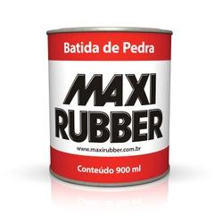 BATIDA DE PEDRA PRETO 0,9L MAXI RUBBER - TINTAS JD