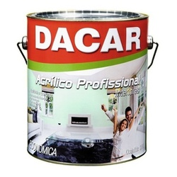 TINTA ACRÍLICA FOSCO PROFISSIONAL DACAR 3,6L - TINTAS JD