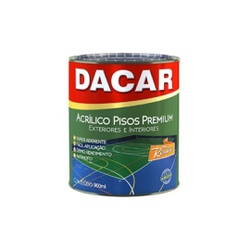 TINTA PARA PISO PREMIUM DACAR 0,9L - TINTAS JD
