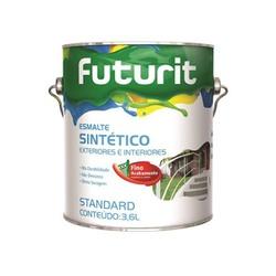 TINTA ESMALTE FOSCO BRANCO 3,6L FUTURA - TINTAS JD