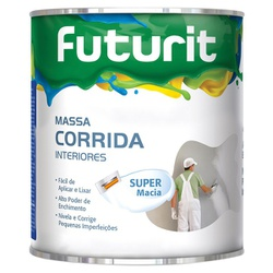 MASSA CORRIDA 0,9L FUTURA - TINTAS JD