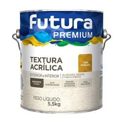 TEXTURA ACRÍLICA LISA VERSÁTIL 3,6L FUTURA - TINTAS JD