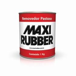 REMOVEDOR PASTOSO 1KG MAXI RUBBER - TINTAS JD