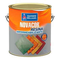 RESINA ACRÍLICA BASE SOLVENTE NOVACOR 3,6L - TINTAS JD