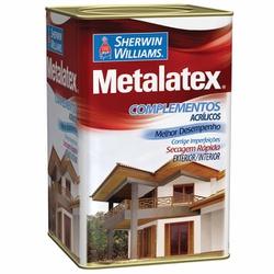 SELADOR ACRÍLICO METALATEX 18L - TINTAS JD