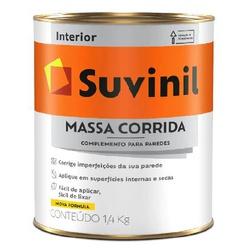MASSA CORRIDA SUVINIL 1,4KG - TINTAS JD