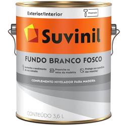 FUNDO BRANCO FOSCO SUVINIL 3,6L - TINTAS JD
