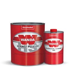 KIT VERNIZ AUT 5100 WANDA (VRN 750ML+ENDUR 150ML) - TINTAS JD