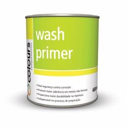 WASH PRIMER 0,6L SEM CATALISADOR MAXI RUBBER - TINTAS JD
