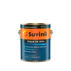 SUVINIL TOQUE DE SEDA BRANCO 3,6L - TINTAS PALMARES